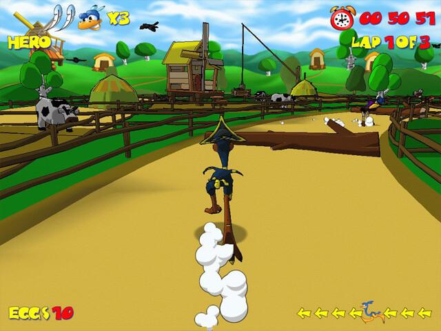 تحميل لعبة Ostrich Runner