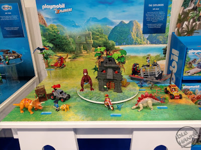 Toy Fair 2018 Playmobil @ UK Toy Fair