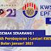[Semak Sekarang!] Jadual Tarikh Pembayaran i-Lestari KWSP Bulan Januari 2021
