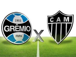 Resultado de imagem para Grêmio x Atlético-MG