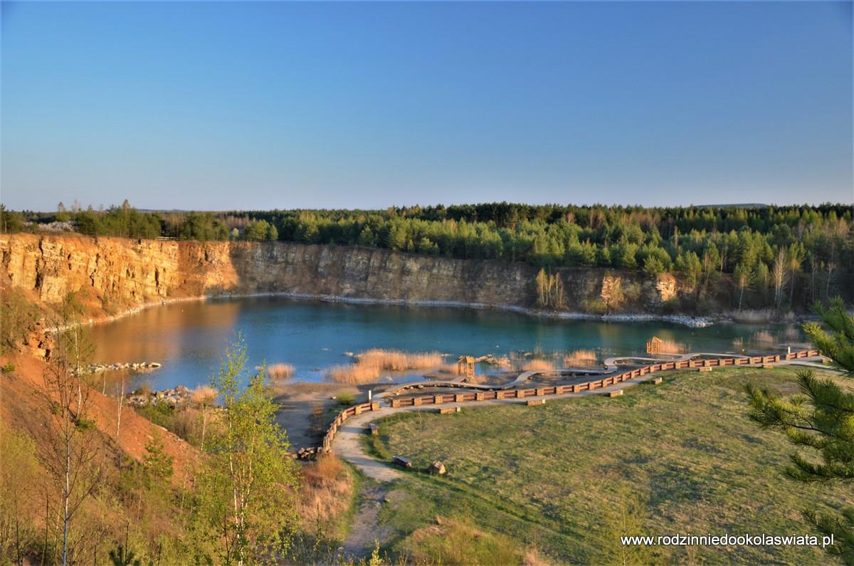 Park Gródek i zbiornik Wydra w Jaworznie- Śląskie z dziećmi