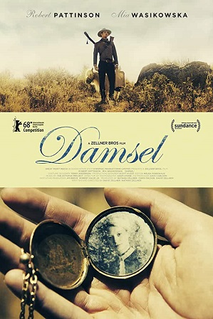 Watch Online Free Damsel (2018) Full Hindi Dual Audio Movie Download 480p 720p Bluray