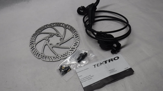 Newfoundland Fat Bike Fatbike Fatbike Republic Tektro M285 Budget Brake Brake Replacement