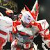 PG 1/60 Gundam Astray Red Frame Kai Exhibited at The Gundam Base Tokyo