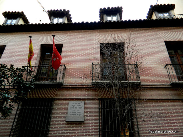 Casa Museu de Lope de Vega, Madri, Espanha