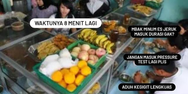 Makan Dibatasi 20 Menit, Natalius Pigai: Izinkan Saya Menertawai Jokowi