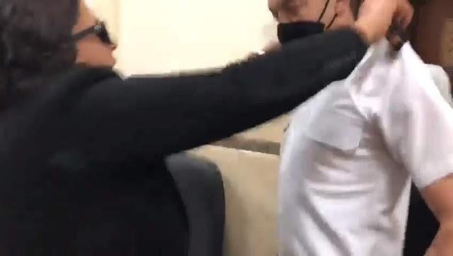 النيابة الإدارية: تفتح تحقيقًا عاجلًا في واقعة تعدي سيده على ضابط شرطه