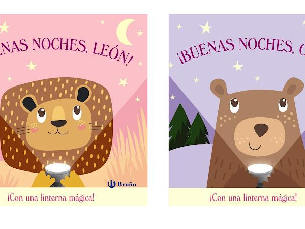 ¡Buenas noches, León! y ¡Buenas noches, Oso!