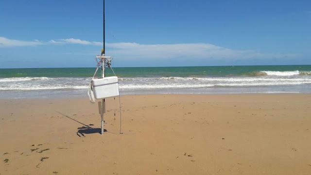Foto de vários Canais na Pesca de Praia