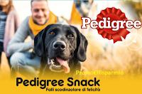 Diventa una delle 1250 tester Pedigree Snack con The Insiders