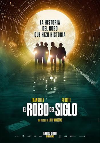 El Robo del Siglo (Web-DL 1080p Español Latino) (2020)