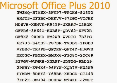 SoftwareBasket: Microsoft Office 2010 All Product Keys ...