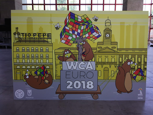 WCA European Championship 2018