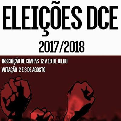 eleições, UEL, dce, eleiçõesuel 2017/2018, diretorio central dos estudantes, chapas, irregularidade, fraude,