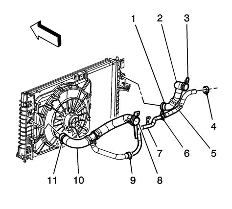Wiring Diagram Blog: 2002 Cavalier Cooling System Diagram