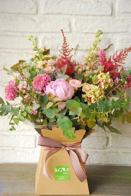ramos de flores de amor