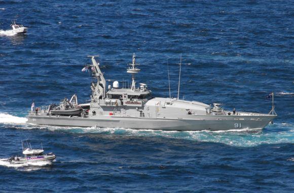 Kapal patroli Kelas Armidale Australia