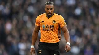 Wolverhampton forward Adama Traore Reveals he uses Baby oil to avoid injury