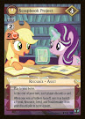 My Little Pony Scrapbook Project Defenders of Equestria CCG Card