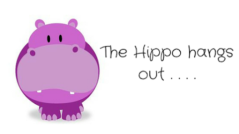 The Hippo Hangs Out . . . . with Karl Drinkwater
