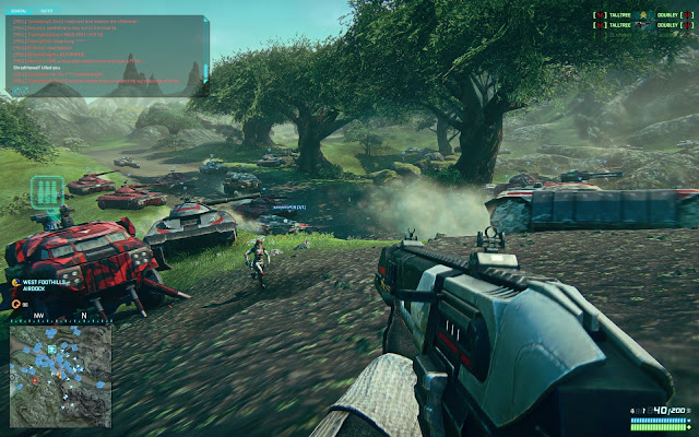 PLANETSIDE 2: Official Game Direct Free Download