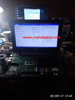 Service Laptop Asus X200M Mati