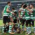 Sporting 1-1 Juventus