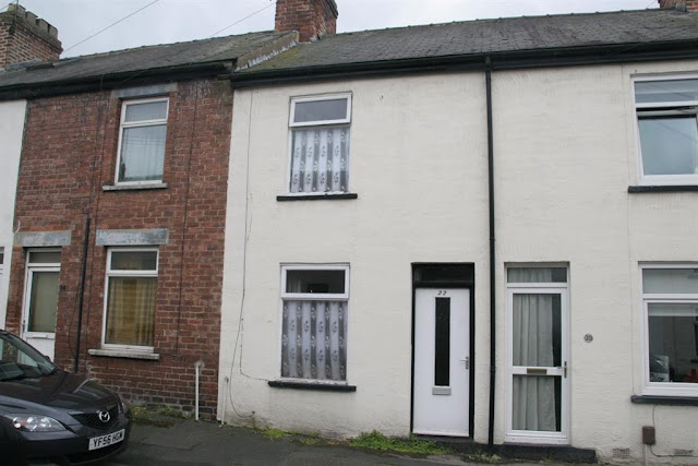 Harrogate Property News - 2 bed terraced house for sale Diamond Place, Harrogate HG1