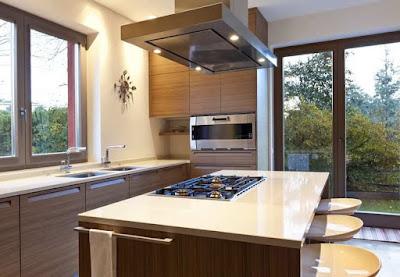 Desain Untuk Kitchen Set Minimalis Berikut 5 Tipsnya