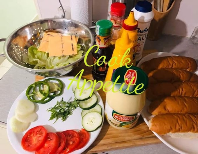 Sausage and vegetable hot dogs