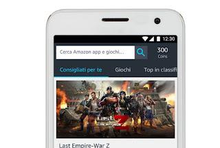 Store app Amazon
