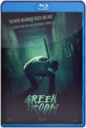 Green Room (2015) HD 1080p Español Latino
