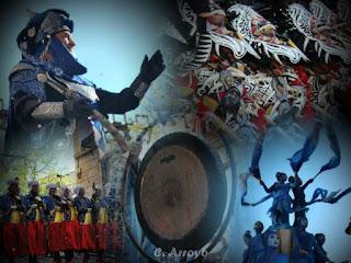 Imagenes de las fiestas de Moros y Cristianos Alcoy