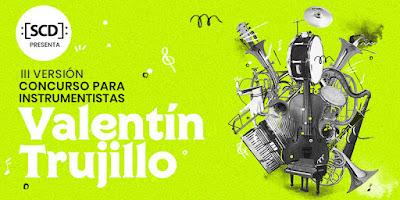 scd lanza tercera versión del concurso Valentín Trujillo