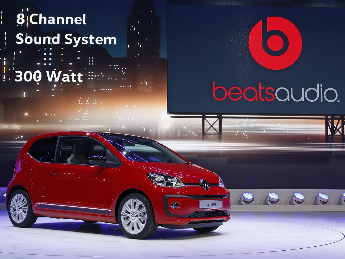 the new up and volkswagen polo set to launch with beats. Black Bedroom Furniture Sets. Home Design Ideas