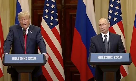 Former Trump aide says he canceled CNN appearance over 'atrocious' Helsinki coverage