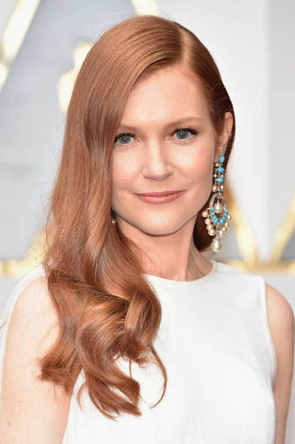 Darby Stanchfield at 89th Annual Academy Awards