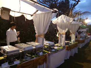 Villa Phalosa Weddin Bali Catering
