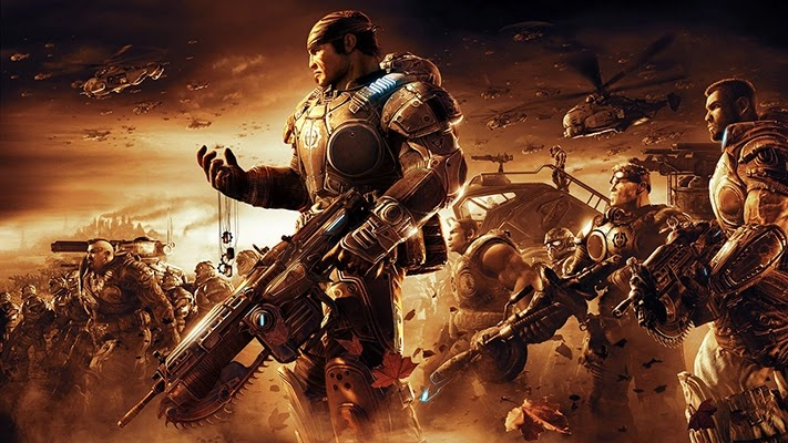 Gears of War от компании Epic Games