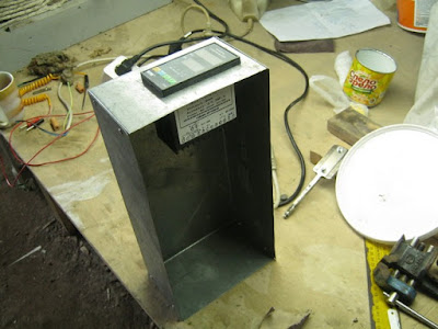 установка контроллера