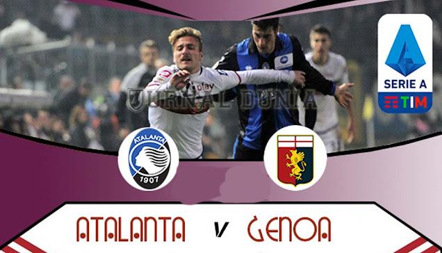 Prediksi Atalanta vs Genoa, Senin 18 Januari 2020 Pukul 00.00 WIB @beIN Sports