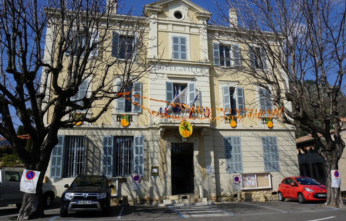 The Mairie of Bar sur Loup