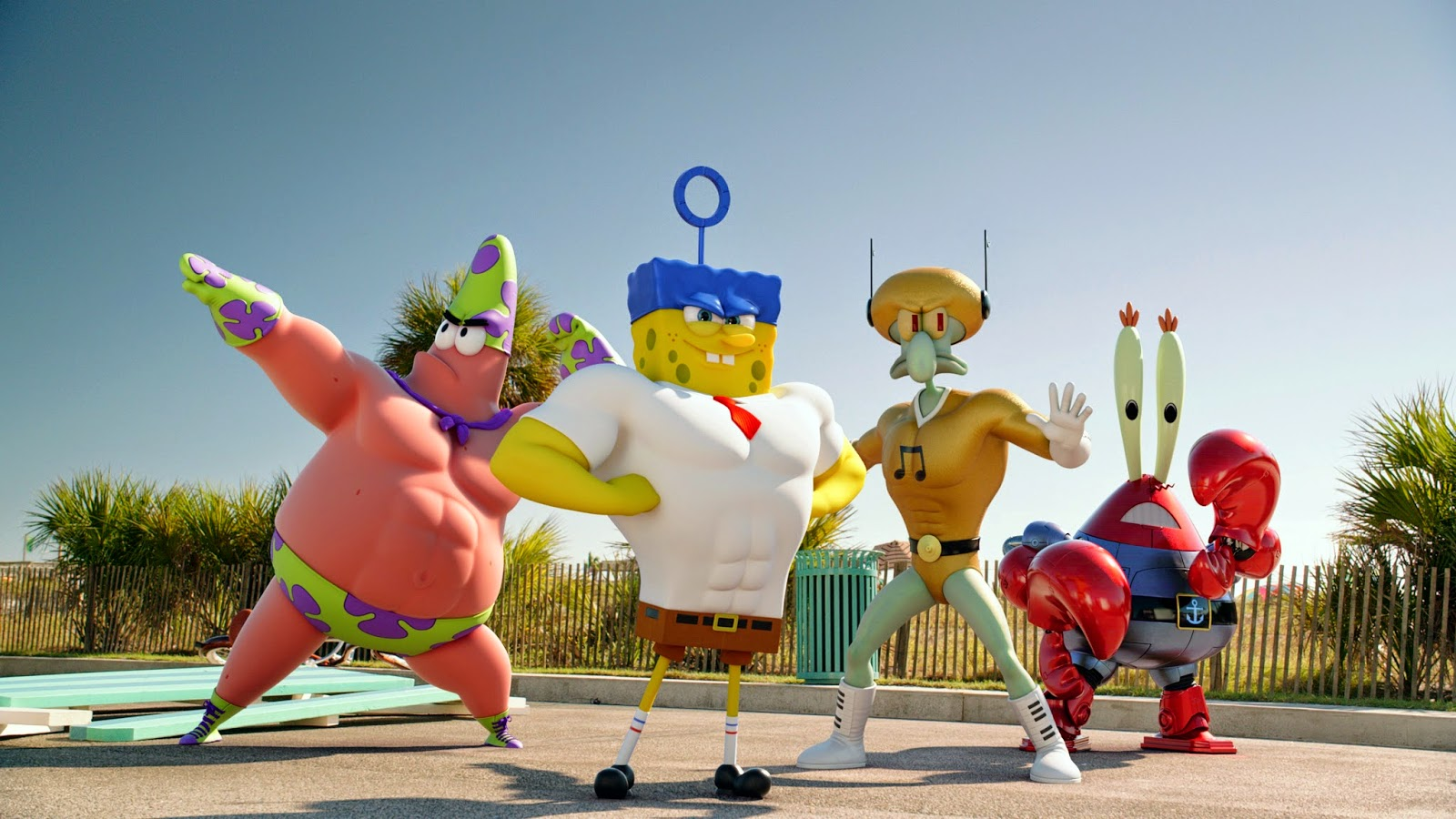 """nickalive!: paramount to release """"the spongebob movie: sponge out of"""
