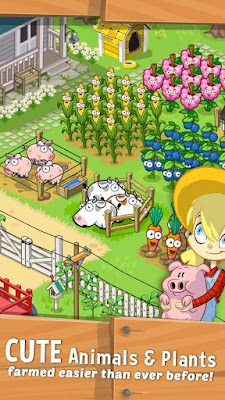 Farm Away 1.2.8 APK for Android Game Terbaru