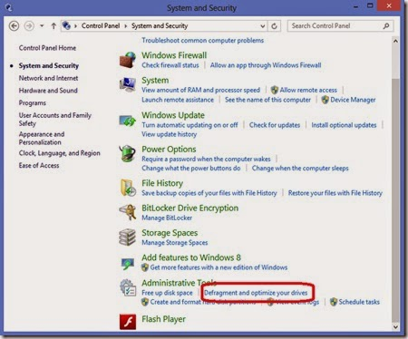 Cara Defrag Di Windows 8