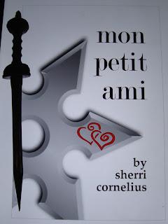 Portada del libro Mon Petit Ami, de Sherri Cornelius