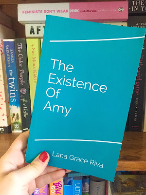 Book review: The Existence of Amy by Lana Grace Riva#