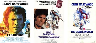 The Eiger Sanction - Akcja na Eigerze (1975)
