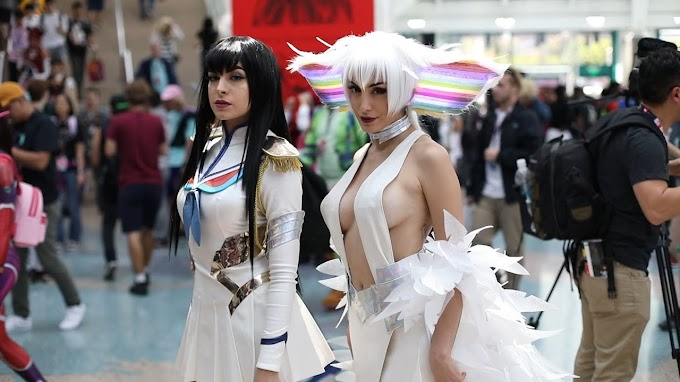 Video Cosplay desde Anime Expo 2019