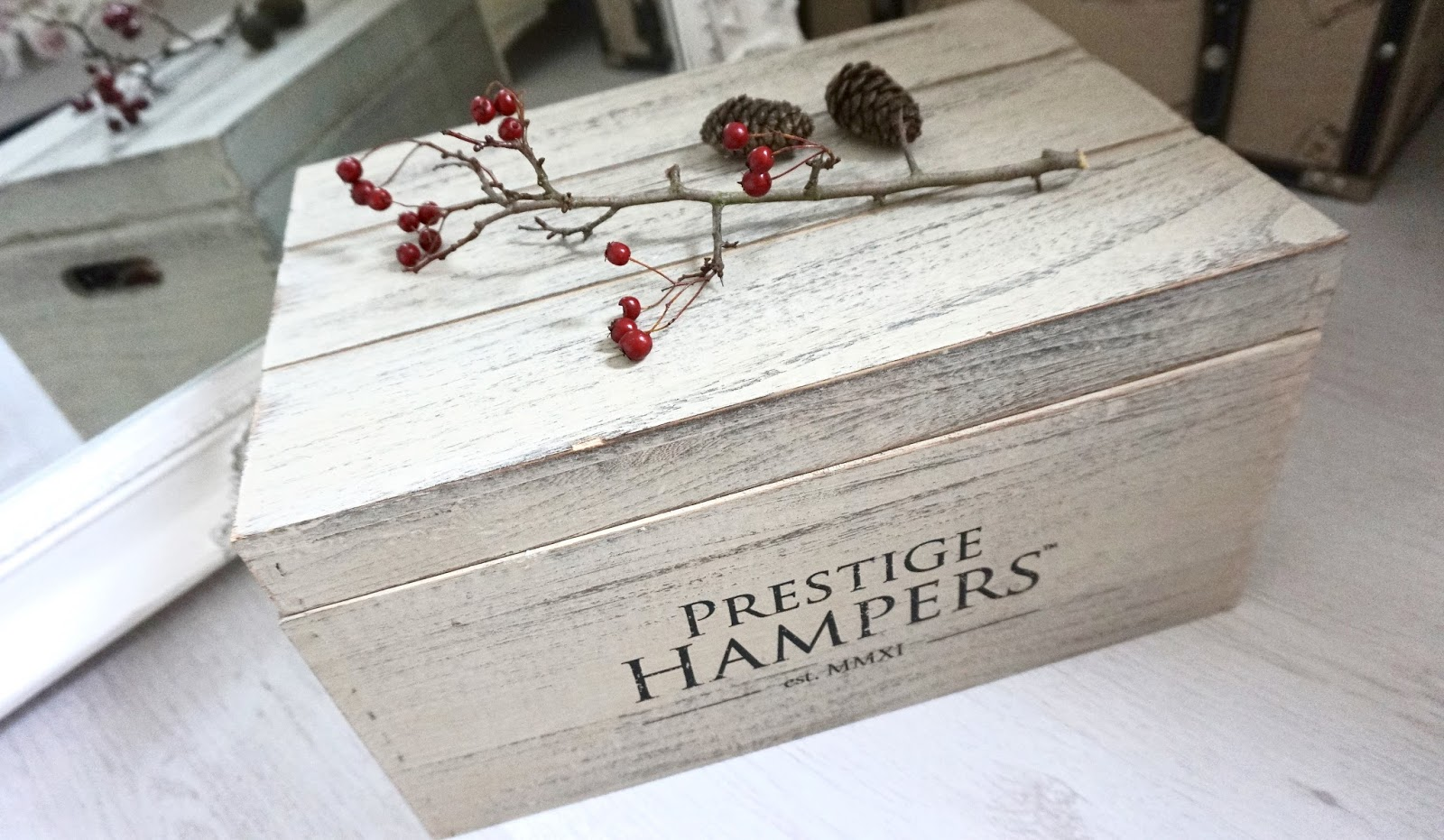 Prestige Luxury Christmas Hampers